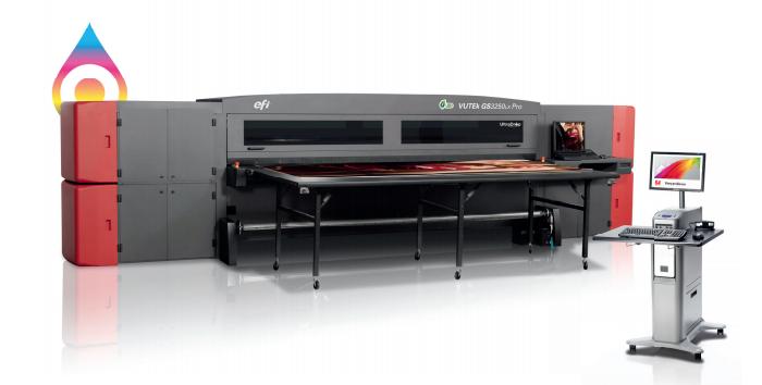 Marketshare Printer VUTEk GS3250LX Pro Explained
